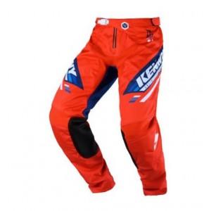 Παντελόνι Motocross Kenny Track κόκκινο μπλε