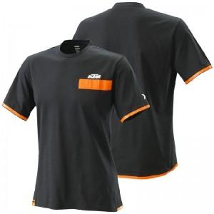 T-shirt KTM Pure μαύρη 2020
