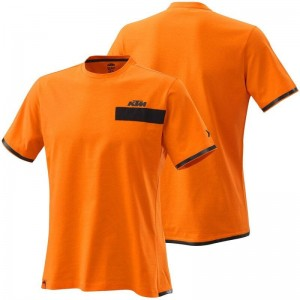 T-shirt KTM Pure πορτοκαλί 2020