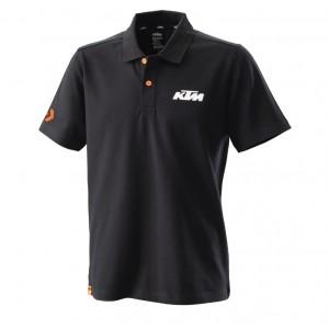 Polo KTM Racing μαύρο