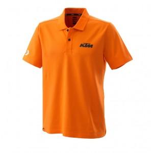 Polo KTM Racing πορτοκαλί