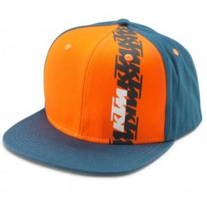 Καπέλο KTM Radical μπλε πορτοκαλί