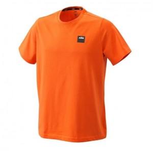 T-shirt KTM Pure Racing πορτοκαλί