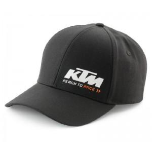 Καπέλο KTM Racing μαύρο