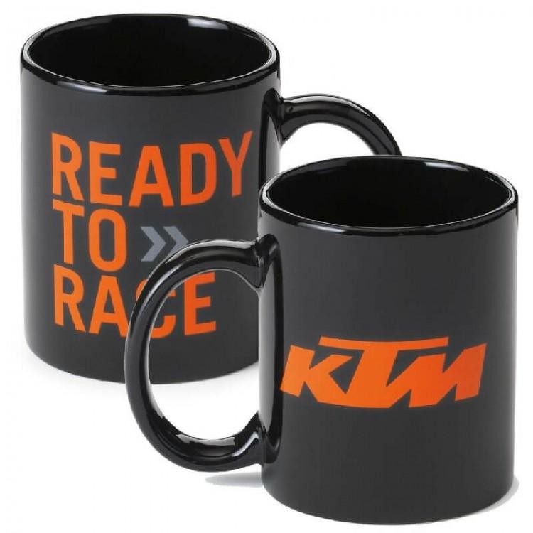 Κούπα KTM READY TO RACE μαύρη
