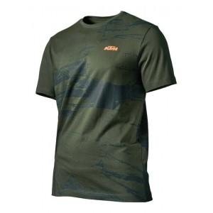 T-shirt KTM Unbound πράσινο