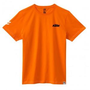 T-shirt KTM Racing πορτοκαλί