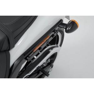 Βάση πλαϊνού σαμαριού SLH Harley Davidson Softail Breakout/S 17- αριστερή