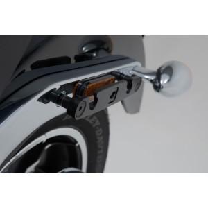Βάση πλαϊνού σαμαριού SLH Harley Davidson Softail Low Rider/S 17- αριστερή