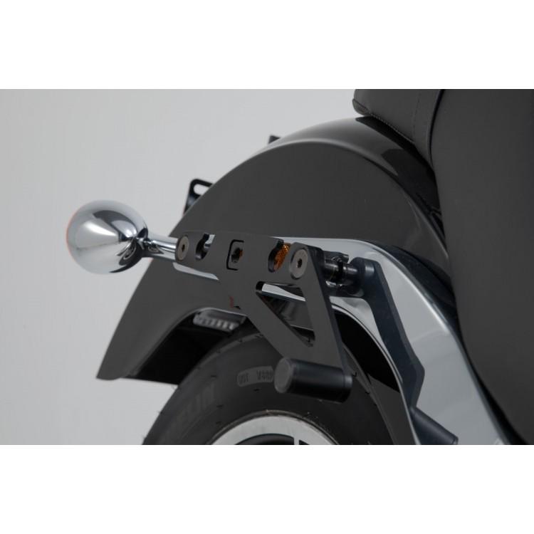 Βάση πλαϊνού σαμαριού SLH Harley Davidson Softail Low Rider/S 17- δεξιά