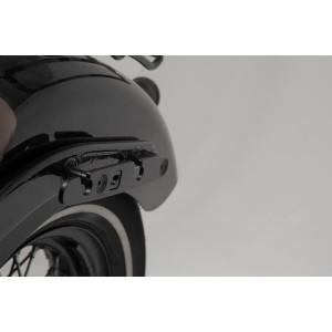 Βάση πλαϊνού σαμαριού SLH Harley Davidson Softail Slim -16 αριστερή