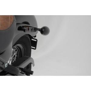 Βάση πλαϊνού σαμαριού SLH Harley Davidson Softail Street Bob 17- αριστερή
