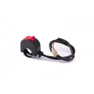 Διακόπτης universal φώτων για τιμόνια 22mm