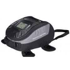 Tankbag - τσάντα σέλας City II με θήκη GPS universal 8 lt.