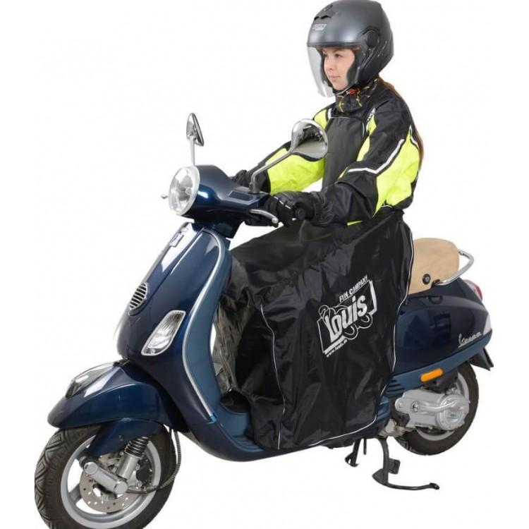 Αδιάβροχη ποδιά αναβάτη scooter