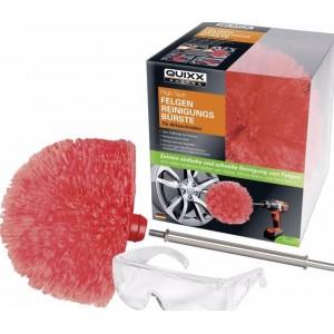 Βούρτσα καθαρισμού ζαντών Quixx Power-Twister (για τρυπάνια)