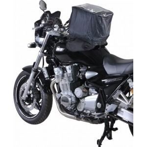 Αδιάβροχο κάλυμμα για tankbag μαύρο με διάφανο άνω μέρος