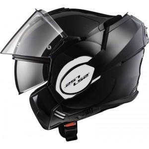 Κράνος LS2 Valiant FF399 μαύρο