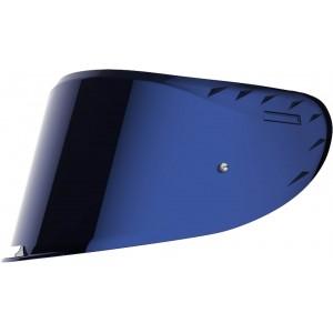Ζελατίνα κράνους LS2 Challenger FF327 καθρέπτης μπλε