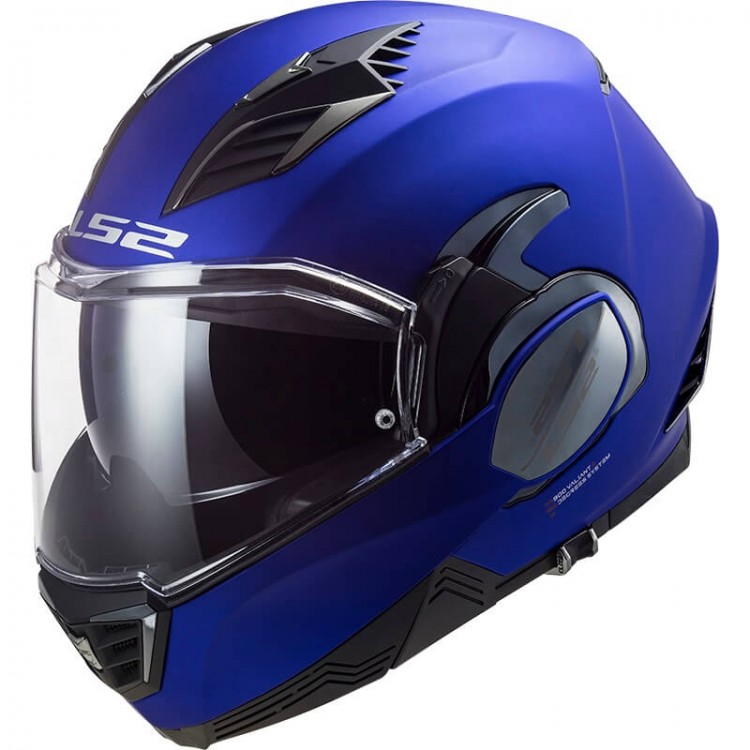 Κράνος LS2 Valiant II FF900 μπλε ματ