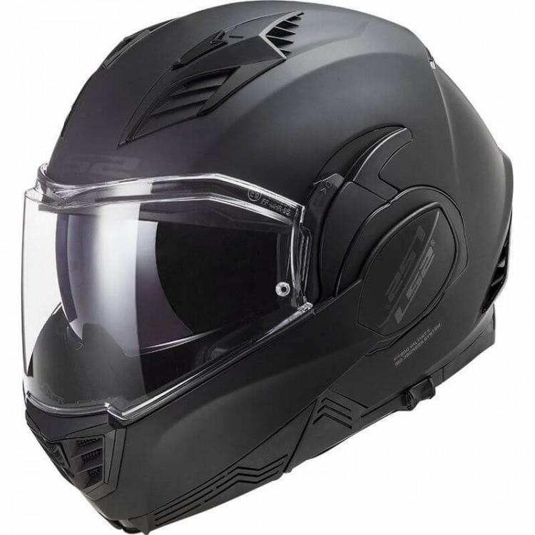 Κράνος LS2 Valiant II FF900 Noir μαύρο ματ