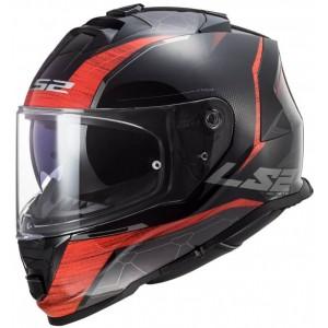 LS2 Storm FF800 Classy κόκκινο