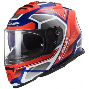 LS2 Storm FF800 Faster κόκκινο μπλε