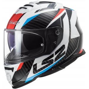 LS2 Storm FF800 Racer μπλε κόκκινο