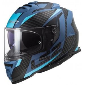 LS2 Storm FF800 Racer μπλε ματ