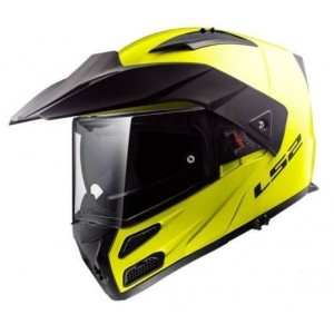LS2 Metro Evo FF324 κίτρινο neon