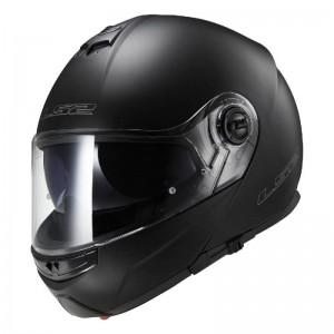 LS2 Strobe FF325 μαύρο ματ