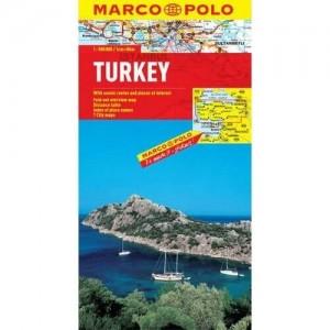 Χάρτης Τουρκίας Marco Polo 1:800.000