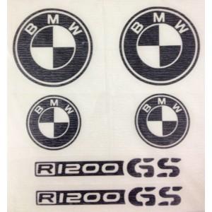 Αυτοκόλλητα σετ GS 1200 Sticker I