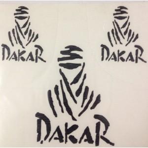 Αυτοκόλλητα Dakar Sticker I (χρώματα)