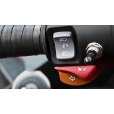 Αυτοκόλλητα σύμβολα διακοπτών BMW