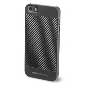 Θήκη Momo Design για iPhone5 Carbon