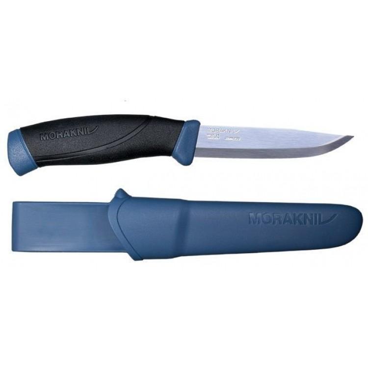 Σουηδικό μαχαίρι Morakniv Companion 10,4 εκ. σκούρο μπλε