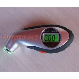 Ψηφιακός μετρητής πίεσης ελαστικών με led MotoRAID