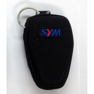 Θήκη κλειδιών σκληρή με κρίκο SYM