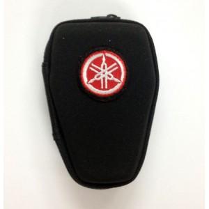 Θήκη κλειδιών σκληρή με κρίκο Yamaha logo