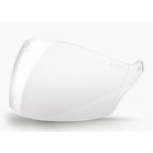 Ζελατίνα κράνους Moto Helmets U52 διάφανη
