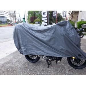 Κουκούλα μοτοσυκλέτας MotoRAID αδιάβροχη με τρύπα Yamaha MT-09 Tracer/GT (με βαλίτσα)