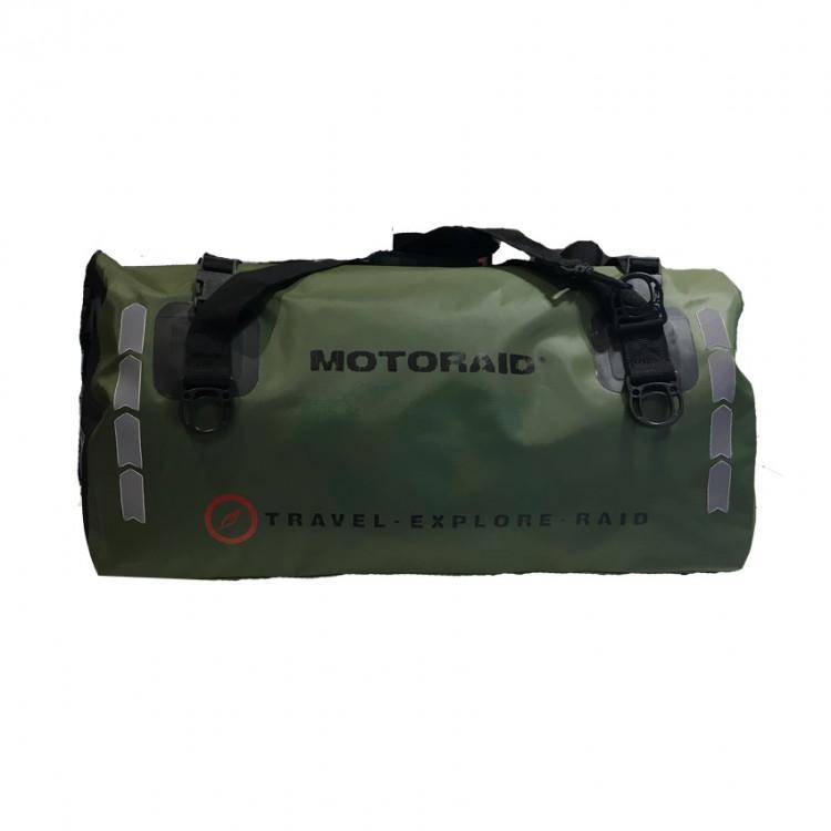 Αδιάβροχος σάκος MotoRAID 40 lt. CAMP edition χακί (ver 4)