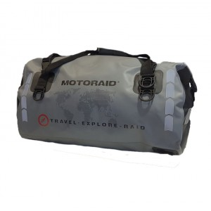 Αδιάβροχος σάκος MotoRAID 40 lt. ADVENTURE γκρι (ver 4)