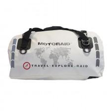 Αδιάβροχος σάκος MotoRAID 40 lt. CAMP edition λευκός (ver 4)