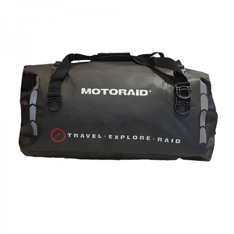 Αδιάβροχος σάκος MotoRAID 40 lt. CAMP edition μαύρος (ver 4)