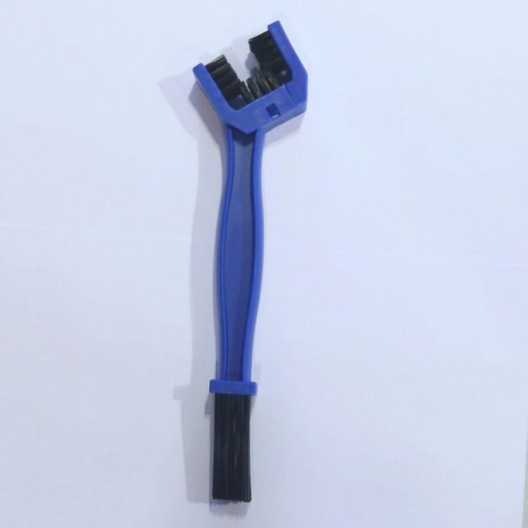 Βουρτσάκι καθαρισμού αλυσίδας μπλε