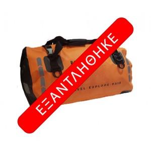 Αδιάβροχος σάκος MotoRAID 40 lt. CAMP edition πορτοκαλί (ver 4)
