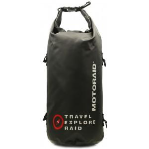 """Roll bag MotoRAID """" Travel - Explore - Raid """" 25 lt."""