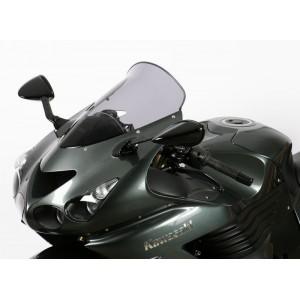 Ζελατίνα MRA Touring Kawasaki ZZR 1400 ελαφρώς φιμέ